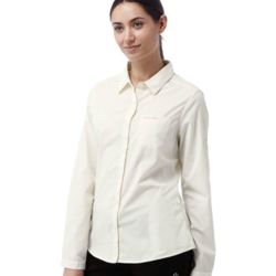 Craghoppers Ladies Kiwi Long Sleeve Shirt Thumbnail