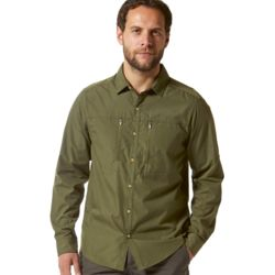 Craghoppers Kiwi Boulder Long Sleeve Shirt Thumbnail