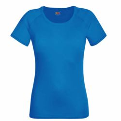 Womens Performance T-Shirt (Fruit of Loom) - Premium Thumbnail